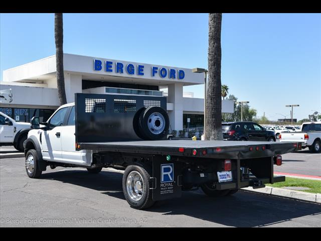 2017 F-450 Crew Cab DRW, Royal Stake Bed #17P555 - photo 2