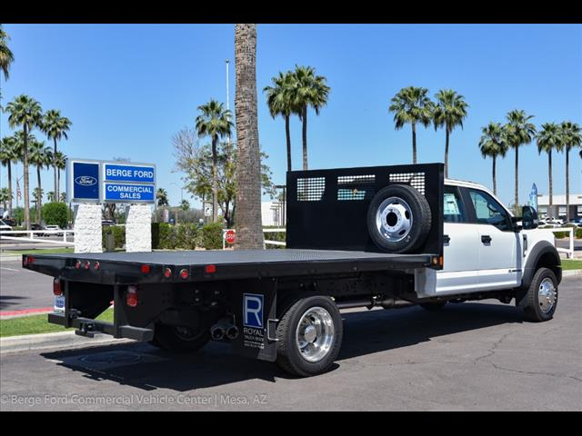 2017 F-450 Crew Cab DRW, Royal Stake Bed #17P555 - photo 6