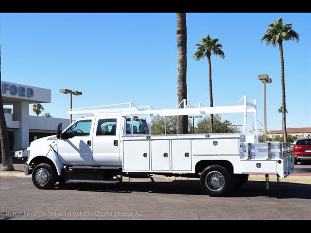 2017 F-650 Crew Cab DRW, Scelzi Combo Body #17P573 - photo 4