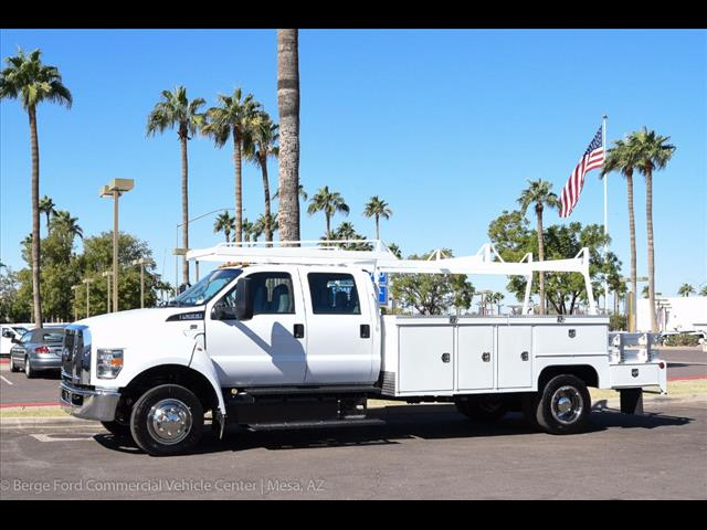 2017 F-650 Crew Cab DRW 4x2,  Scelzi Combo Body #17P573 - photo 3