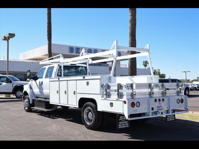 2017 F-650 Crew Cab DRW 4x2,  Scelzi Combo Body #17P573 - photo 2