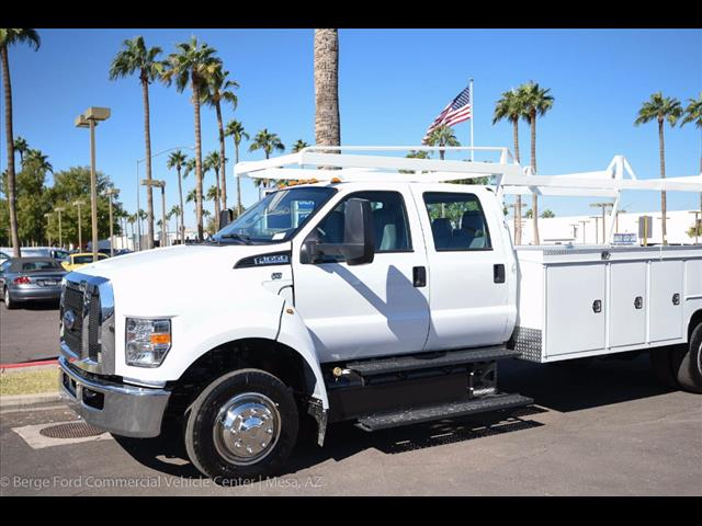 2017 F-650 Crew Cab DRW 4x2,  Scelzi Combo Body #17P573 - photo 8