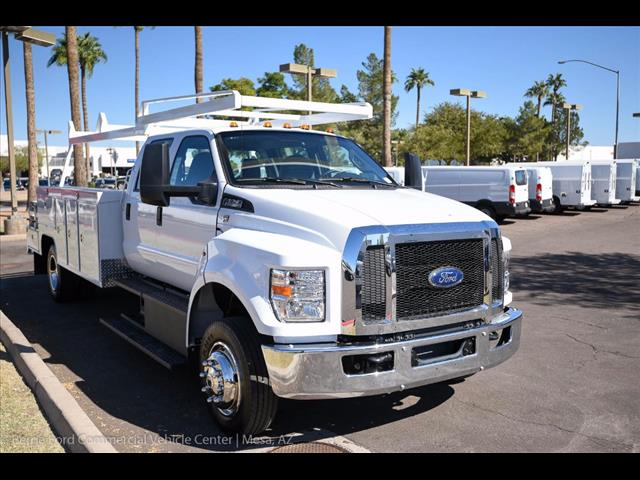 2017 F-650 Crew Cab DRW 4x2,  Scelzi Combo Body #17P573 - photo 9