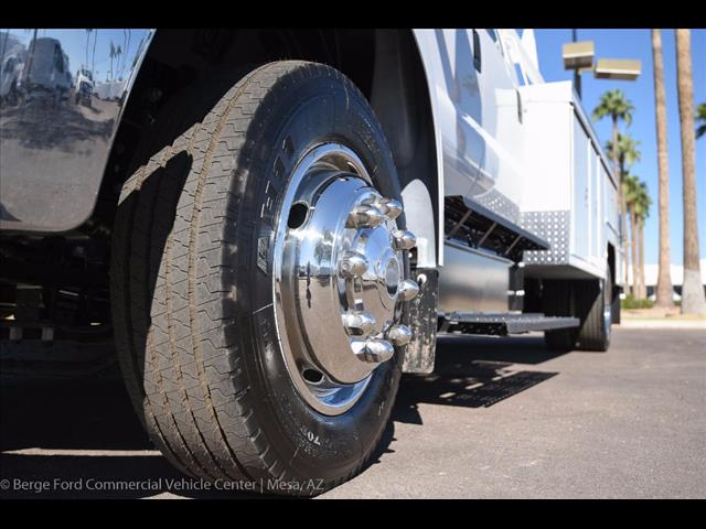 2017 F-650 Crew Cab DRW,  Scelzi Combo Bodies Combo Body #17P573 - photo 10