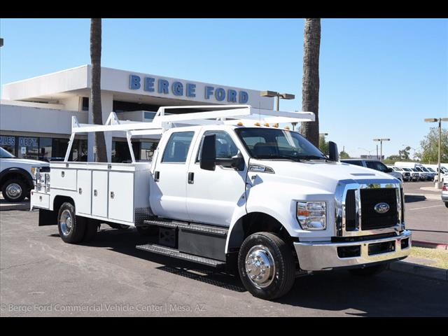 2017 F-650 Crew Cab DRW 4x2,  Scelzi Combo Body #17P573 - photo 11