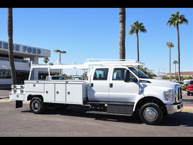 2017 F-650 Crew Cab DRW 4x2,  Scelzi Combo Body #17P573 - photo 12