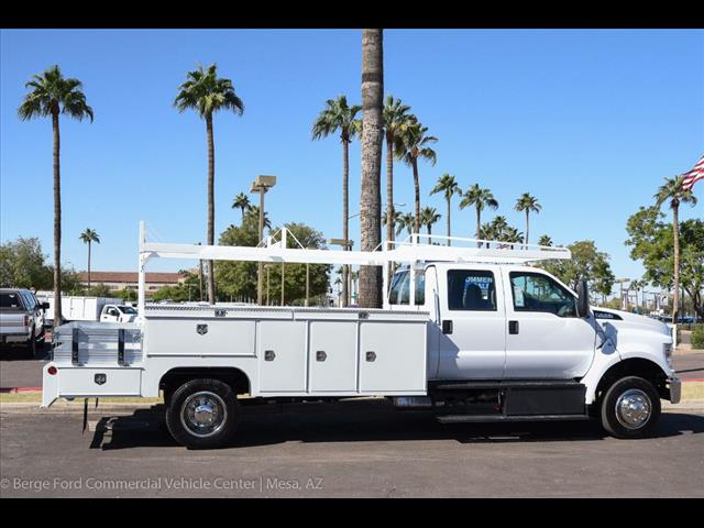 2017 F-650 Crew Cab DRW 4x2,  Scelzi Combo Body #17P573 - photo 13
