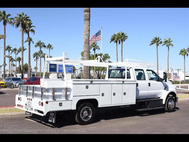 2017 F-650 Crew Cab DRW 4x2,  Scelzi Combo Body #17P573 - photo 14