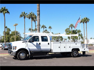 2017 F-650 Crew Cab DRW, Scelzi Combo Bodies Combo Body #17P573 - photo 3
