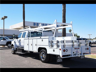 2017 F-650 Crew Cab DRW,  Scelzi Combo Bodies Combo Body #17P573 - photo 2