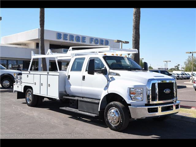 2017 F-650 Crew Cab DRW, Scelzi Combo Bodies Combo Body #17P573 - photo 11
