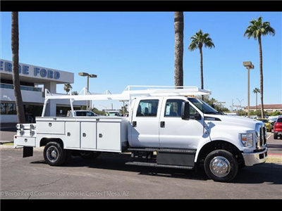 2017 F-650 Crew Cab DRW,  Scelzi Combo Bodies Combo Body #17P573 - photo 12