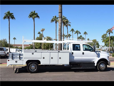 2017 F-650 Crew Cab DRW,  Scelzi Combo Bodies Combo Body #17P573 - photo 13