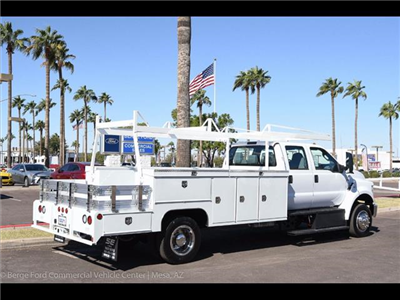 2017 F-650 Crew Cab DRW,  Scelzi Combo Bodies Combo Body #17P573 - photo 14