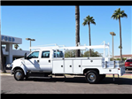 2017 F-650 Crew Cab DRW,  Scelzi Combo Bodies Combo Body #17P573 - photo 4