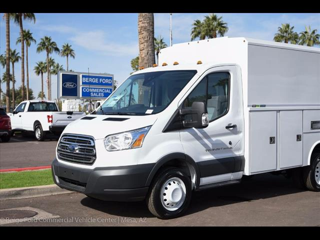 2017 Transit 350 HD DRW, Reading Service Utility Van #17P610 - photo 9