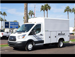 2017 Transit 350 HD DRW, Reading Service Utility Van #17P610 - photo 1