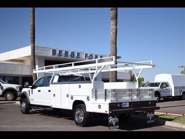 2017 F-550 Crew Cab DRW 4x4 Combo Body #17P613 - photo 2