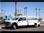 2017 F-550 Crew Cab DRW 4x4 Combo Body #17P613 - photo 1