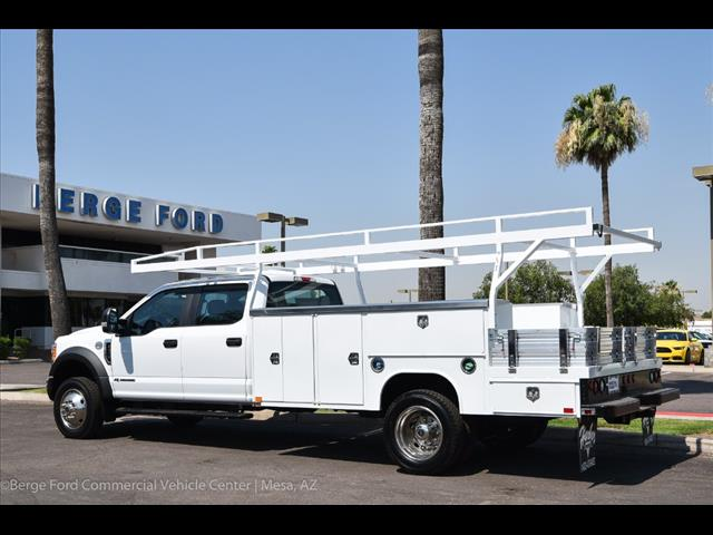 2017 F-450 Crew Cab DRW 4x4 Combo Body #17P615 - photo 2