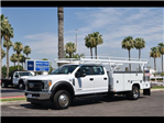2017 F-450 Crew Cab DRW 4x4 Combo Body #17P615 - photo 1