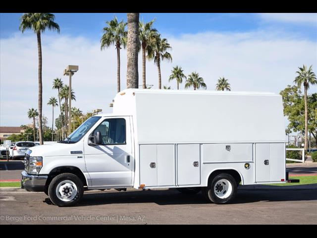 2017 E-350, Harbor WorkMaster Service Utility Van #17P620 - photo 3