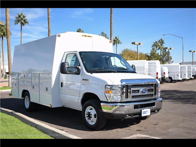2017 E-350, Harbor WorkMaster Service Utility Van #17P620 - photo 10