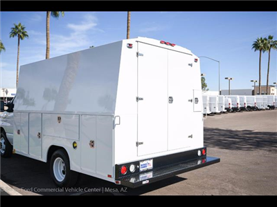 2017 E-350, Harbor WorkMaster Service Utility Van #17P620 - photo 18