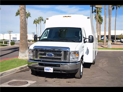 2017 E-350, Harbor WorkMaster Service Utility Van #17P620 - photo 9