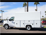 2017 E-350, Harbor WorkMaster Service Utility Van #17P620 - photo 4