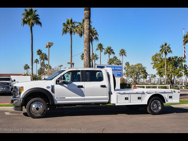 2017 F-550 Crew Cab DRW 4x4, Platform Body #17P711 - photo 3