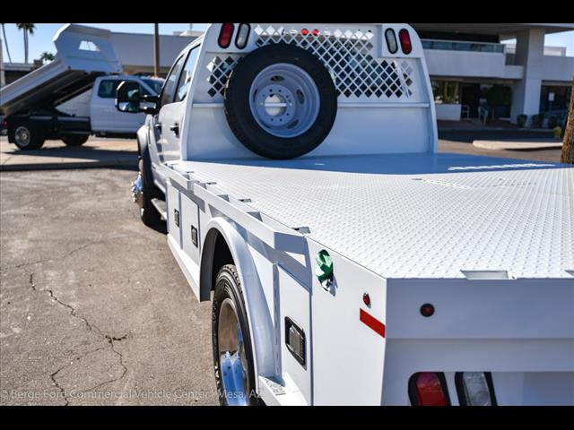 2017 F-550 Crew Cab DRW 4x4, Platform Body #17P711 - photo 5