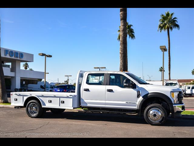 2017 F-550 Crew Cab DRW 4x4, Platform Body #17P711 - photo 10