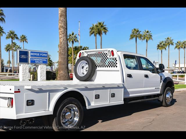 2017 F-550 Crew Cab DRW 4x4, Platform Body #17P711 - photo 12