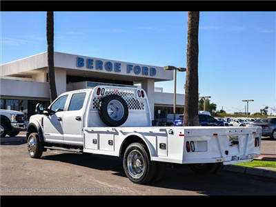 2017 F-550 Crew Cab DRW 4x4, Platform Body #17P711 - photo 2