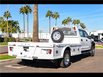 2017 F-550 Crew Cab DRW 4x4, Platform Body #17P711 - photo 13