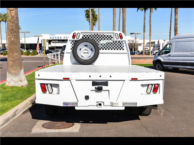 2017 F-550 Crew Cab DRW 4x4, Platform Body #17P711 - photo 14