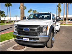2017 F-550 Crew Cab DRW 4x4, Platform Body #17P711 - photo 8