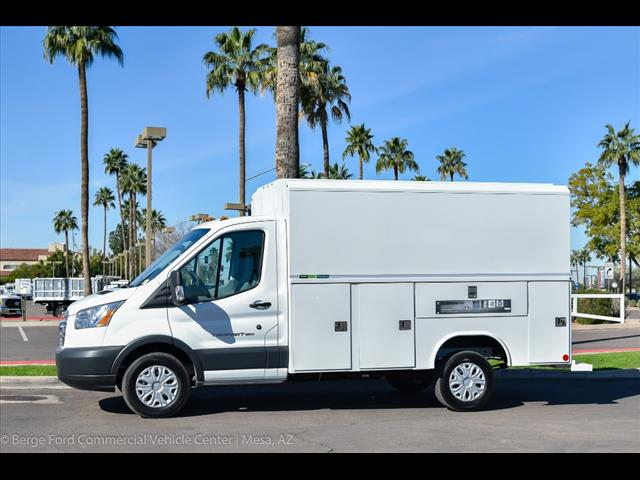2017 Transit 350, Reading Aluminum CSV Service Utility Van #17P722 - photo 3