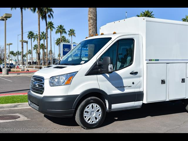 2017 Transit 350, Reading Aluminum CSV Service Utility Van #17P722 - photo 6
