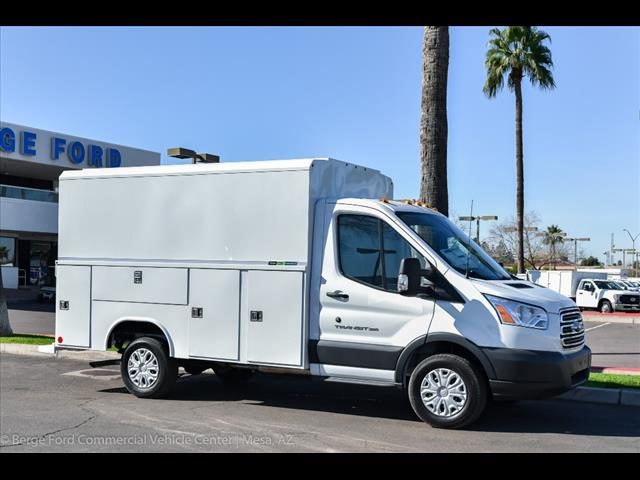 2017 Transit 350, Reading Aluminum CSV Service Utility Van #17P722 - photo 9