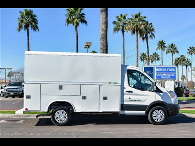 2017 Transit 350, Reading Aluminum CSV Service Utility Van #17P722 - photo 10