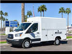 2017 Transit 350, Reading Aluminum CSV Service Utility Van #17P722 - photo 1