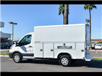 2017 Transit 350, Reading Aluminum CSV Service Utility Van #17P722 - photo 4
