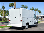 2017 Transit 350, Reading Aluminum CSV Service Utility Van #17P722 - photo 12