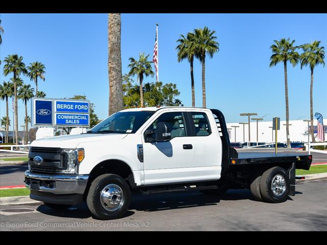 2017 F-350 Super Cab DRW 4x4, Freedom Rodeo Platform Body #17P750 - photo 1