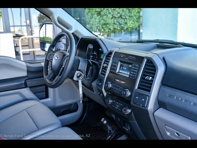 2017 F-350 Super Cab DRW 4x4, Freedom Rodeo Platform Body #17P750 - photo 24