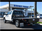 2017 F-350 Super Cab DRW 4x4, Freedom Rodeo Platform Body #17P750 - photo 2