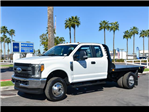 2017 F-350 Super Cab DRW 4x4, Freedom Rodeo Platform Body #17P750 - photo 6