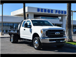 2017 F-350 Super Cab DRW 4x4, Freedom Rodeo Platform Body #17P750 - photo 8